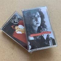 Gloria Estefan Tape Cassettes Bundle Greatest Hits & Cuts Both Ways 80's & 90's