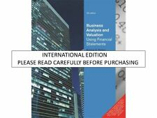 Business Analysis and Valuation: Using Financial Statements,5e