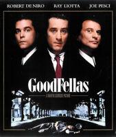 Goodfellas ~ Ray Liotta Lorraine Bracco Robert De Niro Joe Pesci ~ Blu-ray