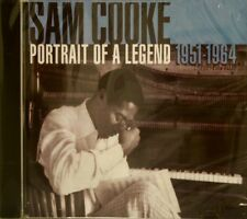 SAM COOKE Portrait of a Legend 1951-1964 - 30 Tracks