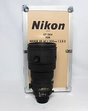 Nikon NIKKOR 300mm 1:2.8 AF-I D IF ED Lens 35mm SLR Film DSLR Digital AF Prime