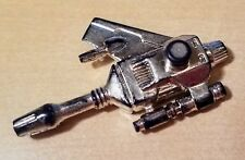 TRANSFORMERS G1 FRENZY SILVER RIGHT GUN ACCESSORY 1984 HASBRO GOOD