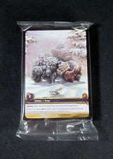 (32) World of Warcraft WoW TCG Brittilize Honor Promo Extended Art - Ability C