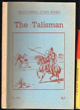 1937 THE TALISMAN Whitcombe's Story Book 160 pg VGC+!