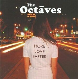 More Love Faster by The Octaves (CD)7
