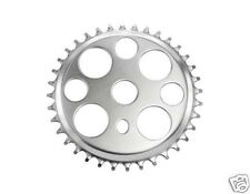 Bicycle Lucky7 Sprocket 36t 1/2X1/8 Chrome Chainring Lowrider Chopper BMX 137224