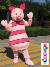 Piglet Winnie Costume / Cute Fancy Dress Kids Winnie Mascot Pooh