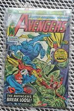 AVENGERS #143 (1st Series) 1976 MARVEL FN/VF