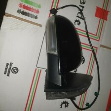 VW GOLF MK5 ELECTRIC HEATED WING MIRROR RIGHT DRIVERS SIDE