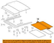 Scion TOYOTA OEM 14-16 tC Sunroof Sun Roof-Sunshade Shade Cover 6330621030B2