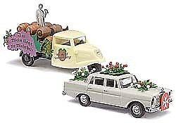 Umzugswagen Winzer 49942 von Busch