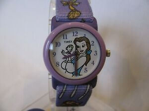 Disney Timex Ladies Beauty and the Beast Watch