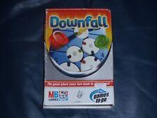 "MIlton Bradley Games To Go ""DOWNFALL"" Board Game"