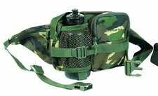 Camo Camouflage Stalkers Shooting Air Rifle Gunning Bum Waist Bag & Water Bottle