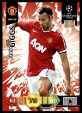 Panini Adrenalyn XL Champions League 2010/2011 Manchester United Ryan Giggs