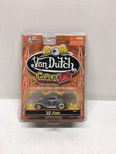Jada 1:64 Von Dutch Garage 32 Ford