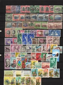 Süd West  Afrika von 1926 - 1973  94 W. gestempelt