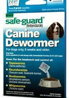 Safe-Gaurd Canine Dewormer Great Deal !!!!