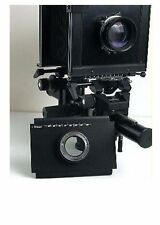 Moveable Camera Adapter For Nikon To Linhof Sinar 4x5 Camera