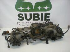 2002-03 SUBARU IMPREZA WRX 2.0L TURBO INTAKE MANIFOLD COMPLETE OEM PN 14001AB256