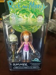 Funko Rick and Morty: Summer Collectible Action Figure