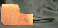 Briar  Pipe Kit 3  Vulcanite Flush Fit
