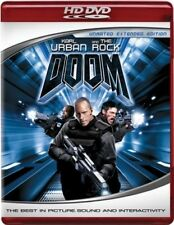DOOM, Karl Urban, The Rock, Raz Adoti, Rosamund Pike, HD DVD NEW SEALED