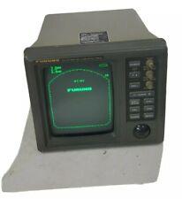 "Furuno 1721 MARK-2 RDP-098 Boat Marine 7"" Monochrome CRT Radar Display"