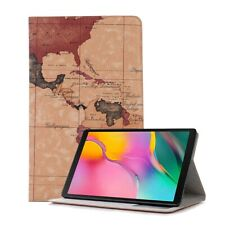 Tasche Samsung Galaxy Tab A 10.1 T510/T515 Tablet Cover Hülle Case Leder Optik b