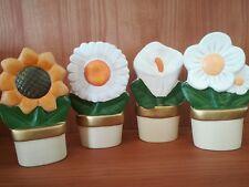 evaporatore termosifone fiore calla pansé girasole Margherita umidificatore
