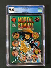 Mortal Kombat #3 CGC 9.4 (1994) - RARE CGC Copy