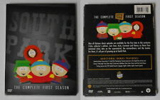 South Park  Complete Season One  U.S. promo 3 dvd in box cover