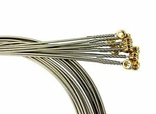 """12-pack 42-Gauge (.042"""") Nickel Wound Electric Guitar Strings- Made in the USA!"""