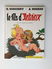 ASTERIX LE FILS D ASTERIX / GOSCINNY & UDERZO / BD 1984 / ALBERT RENÉ