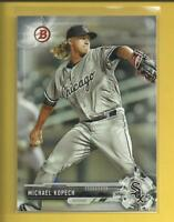 Michael Kopech RC 2017 Bowman Prospects Rookie Card # BP116 Chicago White Sox