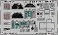 Eduard Zoom SS575 1/72 Nakajima B5N1 'Kate' Airfix