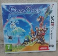 EVER OASIS - NINTENDO 3DS 2DS BRAND NEW SEALED FAST DISPATCH