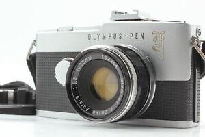 *Near MINT* OLYMPUS PEN F 35mm Half Frame F ZUIKO AUTO S 38mm F/1.8 From JAPAN