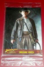 2008 Topps Indiana Jones Crystal Skull Card Collection Sealed Mint Promo Card P3