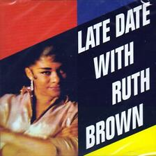 RUTH BROWN - LATE DATE WITH RUTH BROWN (NEW SEALED CD)