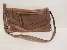 Vintage handbag clutch pocketbook HYPE  Leather with straps