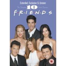 FRIENDS COMPLETE TV SERIES 10 DVD ALL Episodes from 1st Season US SITCOM Comedy