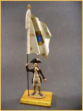 """Guy renaud  figurine d'art en plomb """"guerre de vendée"""" peinture fine"""