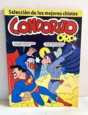 Condorito Oro Spanish Comic Book 2015