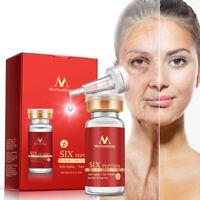 Argireline Anti Winkle Serum Aloe Vera Collagen Peptide Rejuvenation Face Skin F