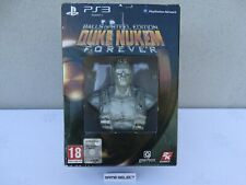 DUKE NUKEM FOREVER BALLS OF STEEL EDITION LIMITED PS3 PAL ITA ITALIANO COMPLETO