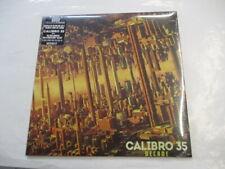 CALIBRO 35 - DECADE - LP BLACK VINYL NEW SEALED 2018