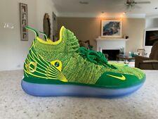 Nike KD 11 Oregon Pe Promo Size 14 (Sample Ducks 1 2 3 4 5 6 7 8 9 10 12 UT)