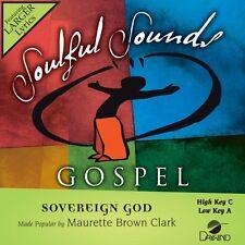 Maurette Brown Clark - Sovereign God -  Accompaniment CD NEW