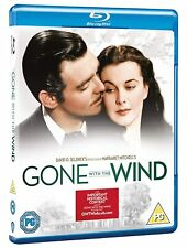 Gone With The Wind 75th Anniversary Edition - Blu-ray [Region Free Romance] NEW
